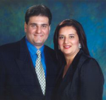Angelo and Joanna  Lionti
